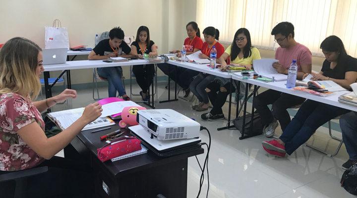 Modellprojekt Philippinen – Integration berufsspezifischer Vorgaben in die landesspezifischen Curricula